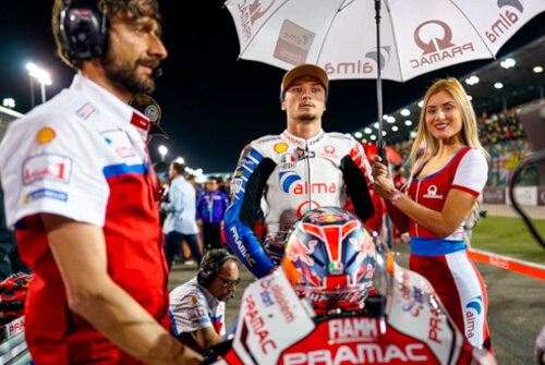 Alma Pramac Racing