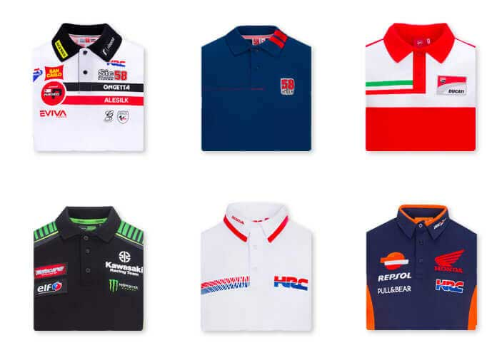 Official Clothing And Accessories Motogp And Worldsbk