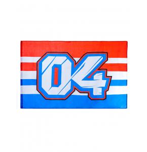 Bandera de Andrea Dovizioso