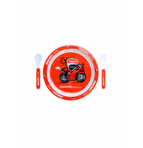 Ducati Corse meal set