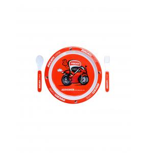 Conjunto de Comida Ducati Corse