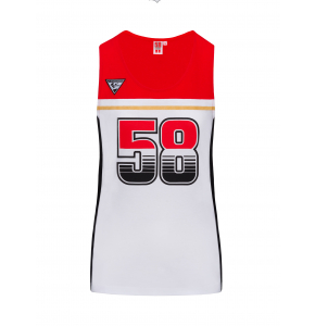 Woman Tank Top Marco Simoncelli - 58