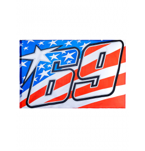 Flag Nicky Hayden 69
