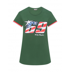 Nicky Hayden women's t-shirt - 69
