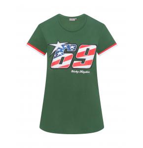 Nicky Hayden t-shirt pour femmes - 69