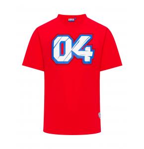 T-shirt Andrea Dovizioso - 04