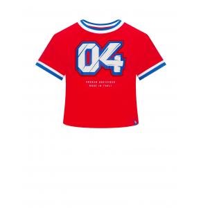 Cropped T-shirt Andrea Dovizioso