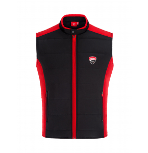 Sleeveless winter jacket Ducati Corse