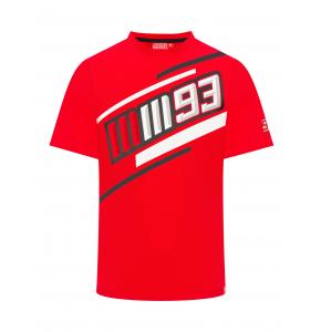 T-shirt Marc Marquez - 93 Ant - Rossa