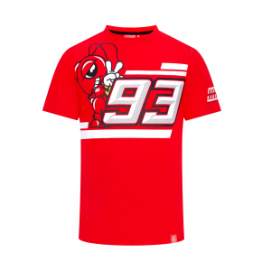 T-shirt Marc Marquez - Cartoon 93