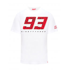 Marc Marquez T-shirt - Labyrinth 93