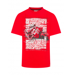 T-shirt Marc Marquez - Feel 93 Style