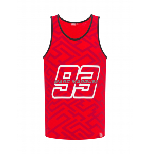 Marc Marquez Tank Top - labyrinth 93