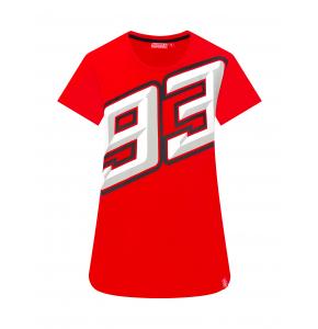 T-shirt femme Marc Marquez - 93