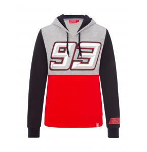 Women's hoodie Marc Marquez - 93