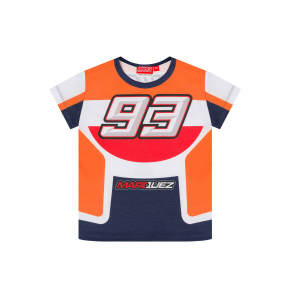 kids t-shirt Marc Marquez - Repsol Colors