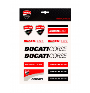 Ducati Corse Sticker - Big