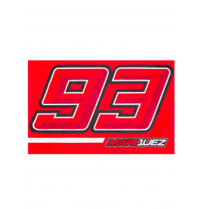 Flag Marc Marquez - 93 Marquez