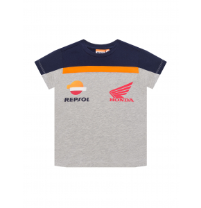 Camiseta infantil Repsol Honda Racing Team.