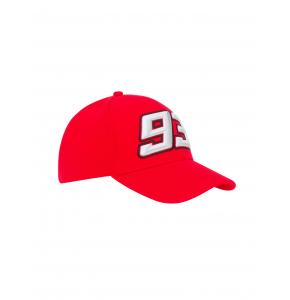 Cappello Marc Marquez - 93 Rosso