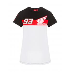 T-shirt da donna Marc Marquez Honda Dual - 93