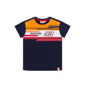 T-shirt Double Repsol Enfant Marc Marquez 93