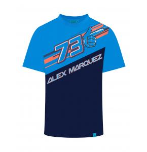 Camiseta Alex Marquez - Gun