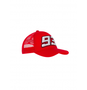 Marc Marquez kids cap - Trucker Red