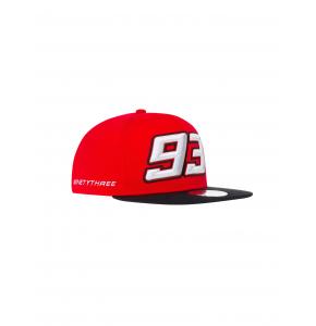 Marc Marquez kids cap - flat black visor