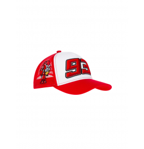 Kids cap Marc Marquez - Cartoon-style ant