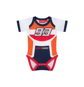 Body para bebé Marc Marquez - Repsol Colors