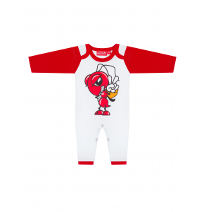 Baby onesie Marc Marquez - Ant Cartoon