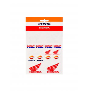 Stickers Repsol Honda - Medium