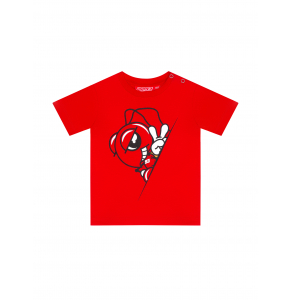 Camiseta de bebé Marc Marquez - hormiga