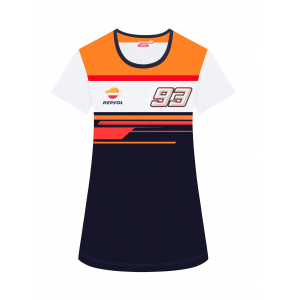 Honda Repsol Dual Marc Marquez Collection camiseta mujer