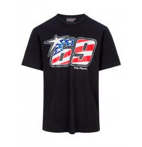 Camiseta Nicky Hayden - 69 American Flag