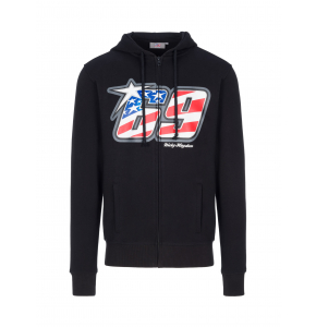 Sweat à capuche Nicky Hayden 69