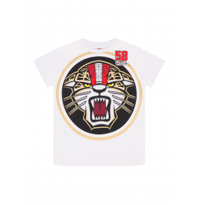 T-shirt for kid Marco Simoncelli - Sic58 Jaguar