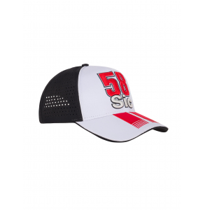 Cappellino trucker Sic58 - Black & White