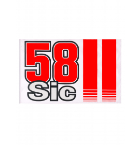 Bandiera Sic58