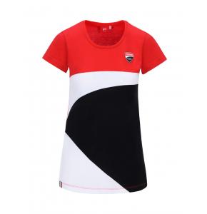 T-shirt da donna Ducati Corse