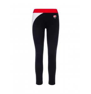 Women's leggings Ducati Corse Black