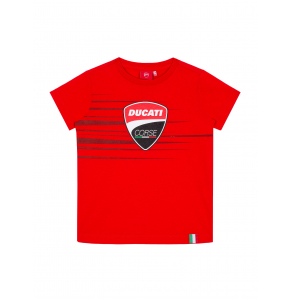 Kid t-shirt Ducati Corse - Stripes