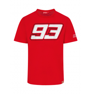 T-shirt Marc Marquez - Big 93 Red