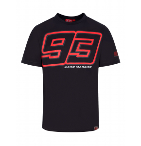Camiseta Marc Marquez - Outline Big Logo