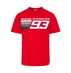 T-shirt Marc Marquez - 4 Stripes Big 93