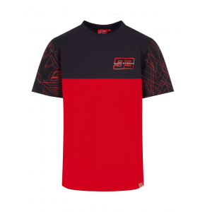 T-shirt Marc Marquez 93 - Red Stripes