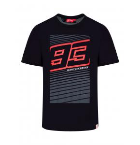 Camiseta Marc Marquez - 93 Black