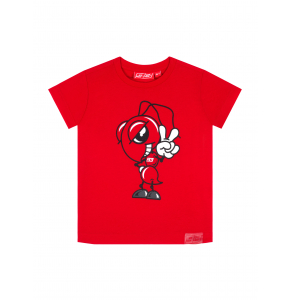 T-shirt da bambino Marc Marquez - Big Ant93 Red