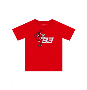 T-shirt baby Marc Marquez - Red Ant